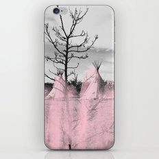 Pink Texas / Marfa iPhone & iPod Skin