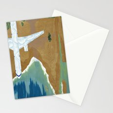 Unlikely Event Stationery Cards