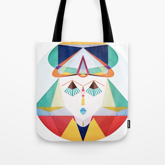 Past Soldier, Future Dreamer Tote Bag