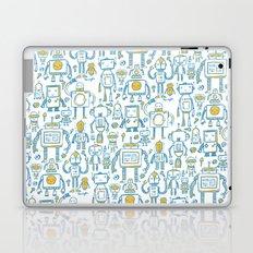 Robots Laptop & iPad Skin