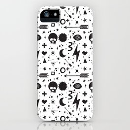 Weapons of weariness iPhone Case