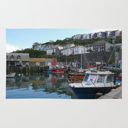 The Harbour - Burnham Overy Staithe Rug