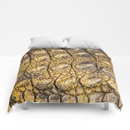 Crocodile Contradiction Comforters