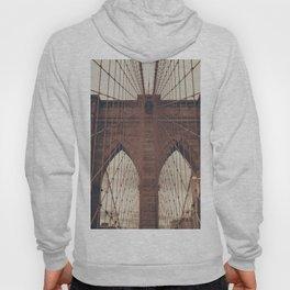 Moody Brooklyn Bridge Hoody