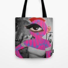 SiLuEtte 3 woman Tote Bag