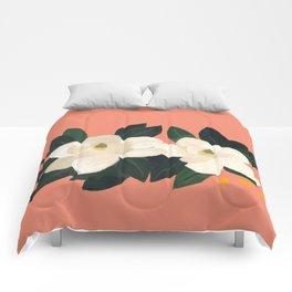 Magnolias Comforters