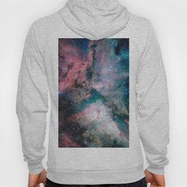 Carina Nebula - The Spectacular Star-forming Hoody