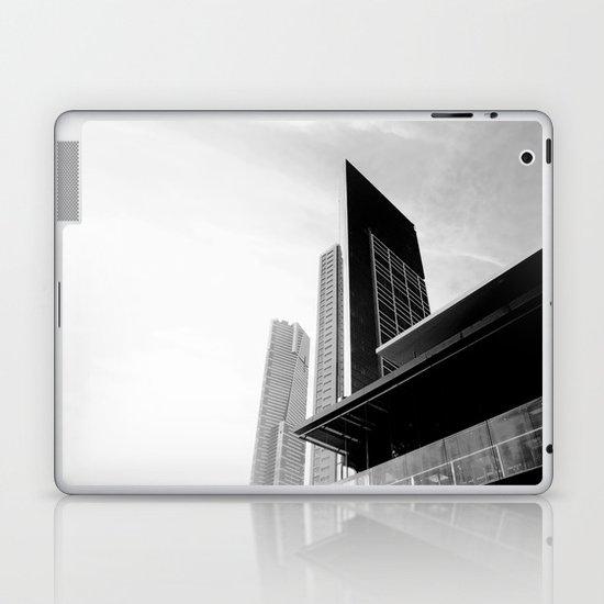 City Buildings Laptop & iPad Skin