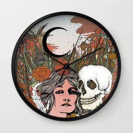 Delirium Tremens Wall Clock
