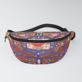 Kaban Red Earth Fanny Pack
