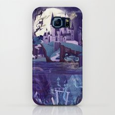 Never a Quiet Year at Hogwarts Slim Case Galaxy S8