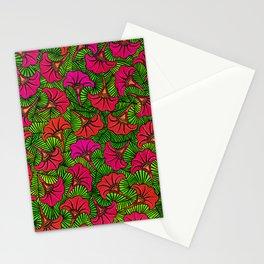 Petunia Capulana Stationery Cards