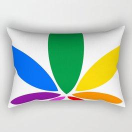 Magic Leaf Rectangular Pillow