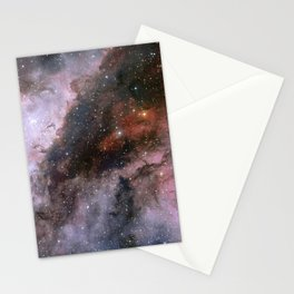 Eta Carinae Nebula - Space Art Stationery Cards