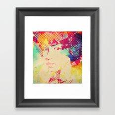Ode to Corrine 2  Framed Art Print
