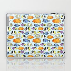Fish Pattern Laptop & iPad Skin