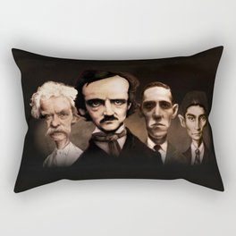 Classics never die... Rectangular Pillow