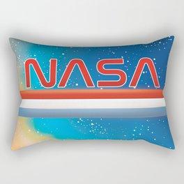 Nasa Nebula Rectangular Pillow