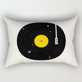 Music, Everywhere Rechteckiges Kissen