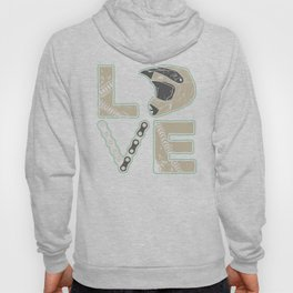 I Love Dirt Bike | Motocross Hoody