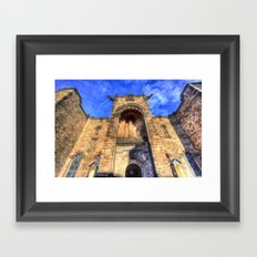 Edinburgh Castle Scotland Framed Art Print