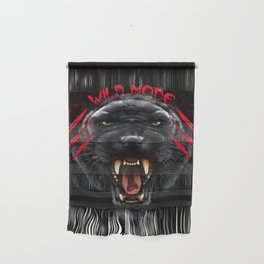 Wild Mode. Bjj, Mma, grappling Wall Hanging