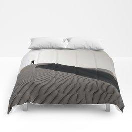 Sand Dunes of Maspalomas Comforters