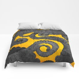Octopus 3 Comforters