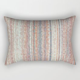 Abstract background textile Rectangular Pillow