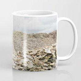 Oyster Shell Mounds, Seafood Fishing Industry, Washington, Northwest Coffee Mug