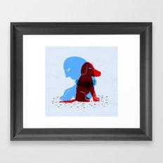 G_F Framed Art Print