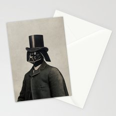 Lord Vadersworth  - square format Stationery Cards