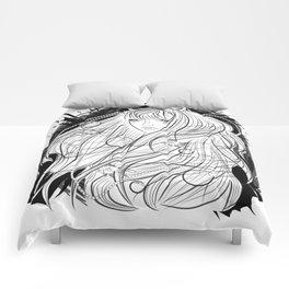 Sea Devil Comforters