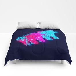 P L U N G E Comforters