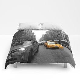 NY´s cab Comforters