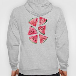 Watermelon Slices Hoody