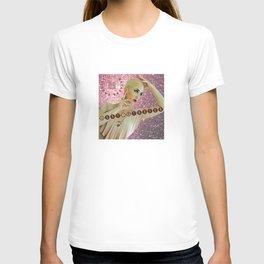 """Just Started (New Pop Mix)"" Artwork - Miss Natasha Enquist T-shirt"
