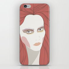 And Then I Looked At You iPhone & iPod Skin