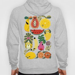 Puppical Fruits Hoody
