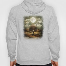 Once upon a time... The lone tree. Hoody