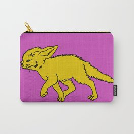 The Sly Fennec Fox Carry-All Pouch