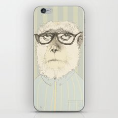 monkey gafapasta iPhone & iPod Skin