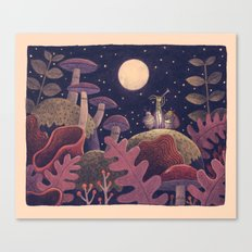 Night Music Canvas Print
