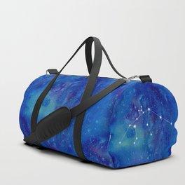 Constellation Aquarius Duffle Bag