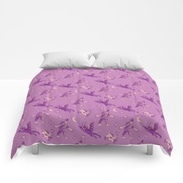 American Cryptids Comforters