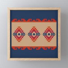 Daryl's Poncho Framed Mini Art Print
