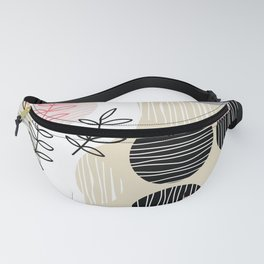 Organic Mid Modern Nature 2.4 Fanny Pack