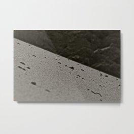 Tilted Sands Metal Print