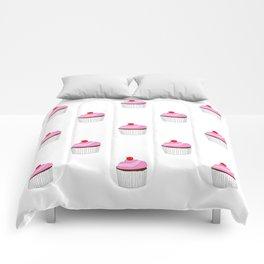 Cupcake Eye Candy Comforters