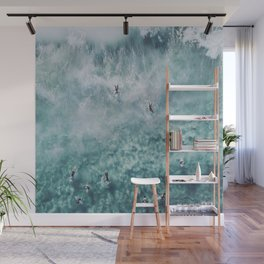 lets surf xx Wall Mural